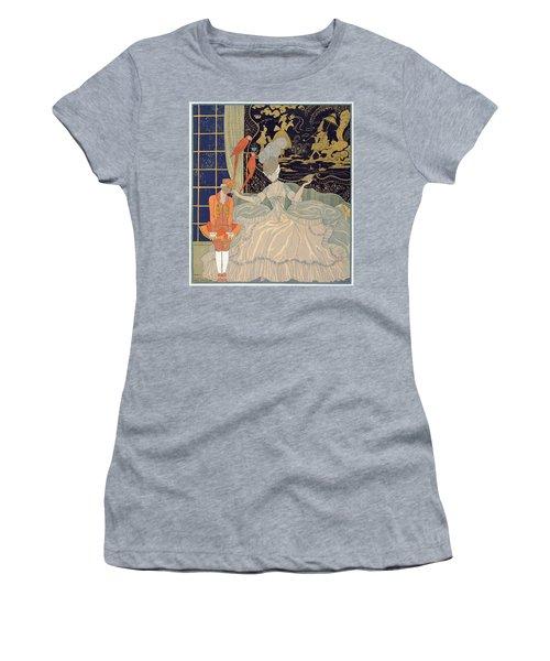 Punishing The Page  Women's T-Shirt