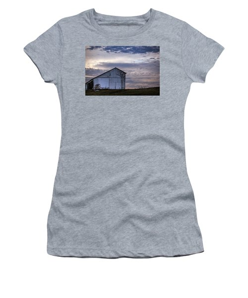 Women's T-Shirt (Junior Cut) featuring the photograph Pure Country by Sennie Pierson