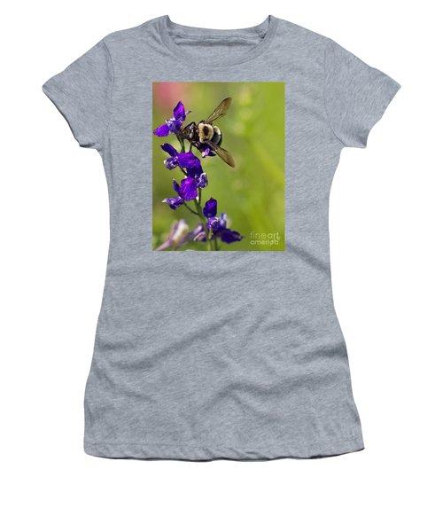 Purple Majesty Women's T-Shirt (Athletic Fit)
