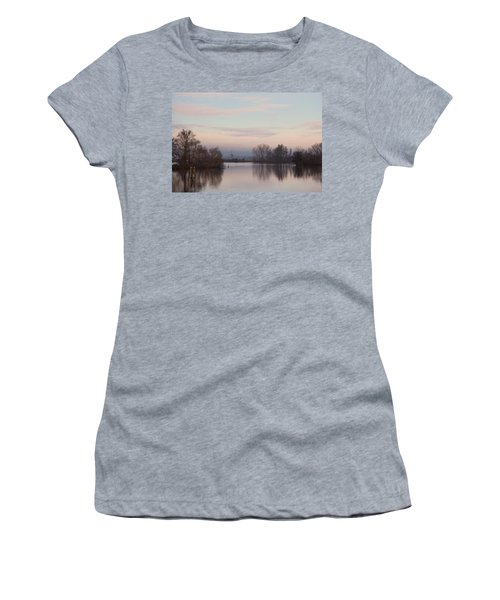 Quiet Morning Women's T-Shirt (Athletic Fit)