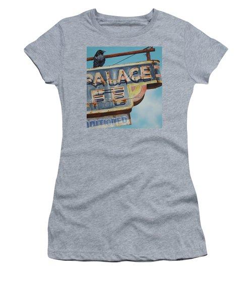 Raven And Palace Women's T-Shirt