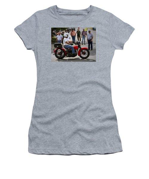 Red Harley 95 Women's T-Shirt