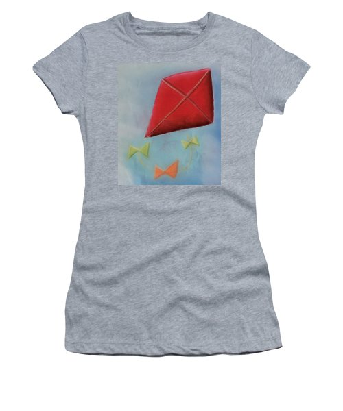 Red Kite Women's T-Shirt (Athletic Fit)