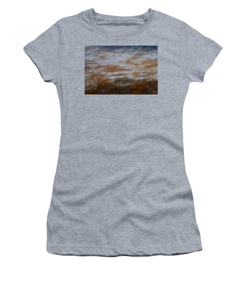 Red White And Blue Women's T-Shirt