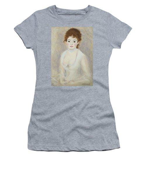 Renoir's Lady Women's T-Shirt (Athletic Fit)