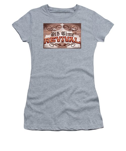 Revival I Women's T-Shirt (Athletic Fit)