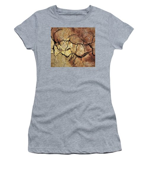 Rhinoceros From Chauve Cave Women's T-Shirt (Athletic Fit)