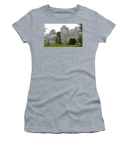 Rhoads Hall Bryn Mawr College Women's T-Shirt