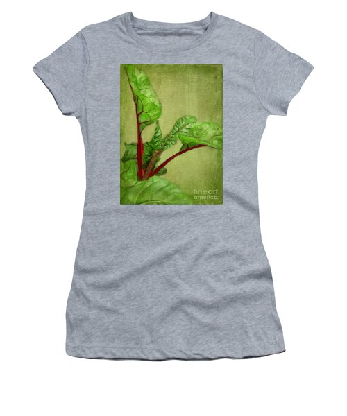 Rhubarb Women's T-Shirt (Athletic Fit)