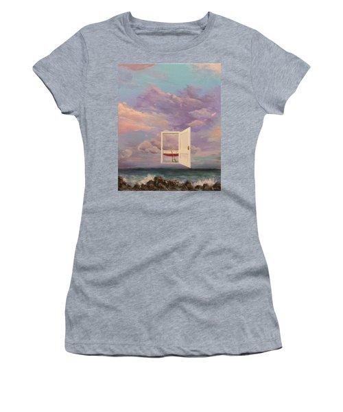 Right Where It's Always Been Women's T-Shirt