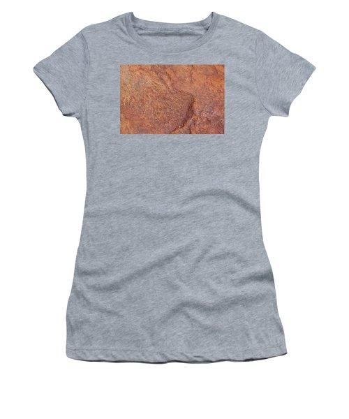 Rock Abstract #3 Women's T-Shirt