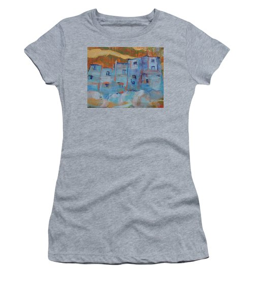 Rock City Abstract Women's T-Shirt