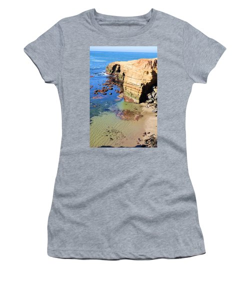 Rocky Point Sunset Cliffs Women's T-Shirt