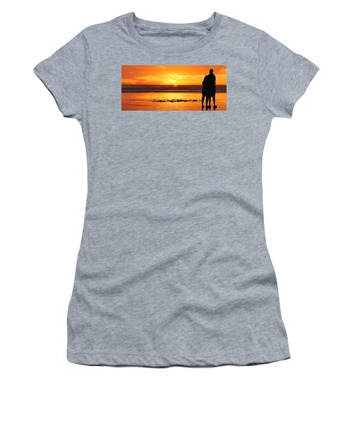 Romantic Sunset  Women's T-Shirt