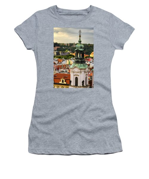 Rooftops Of Prague 1 Women's T-Shirt