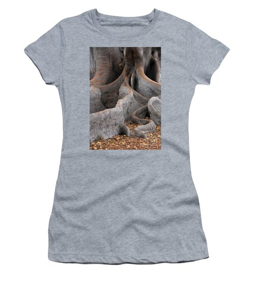 Roots Of The Fig Women's T-Shirt (Athletic Fit)