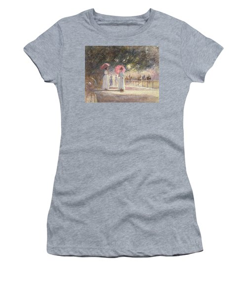 Rotten Row Women's T-Shirt (Athletic Fit)