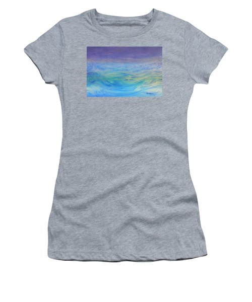 Rough Waters Women's T-Shirt (Athletic Fit)