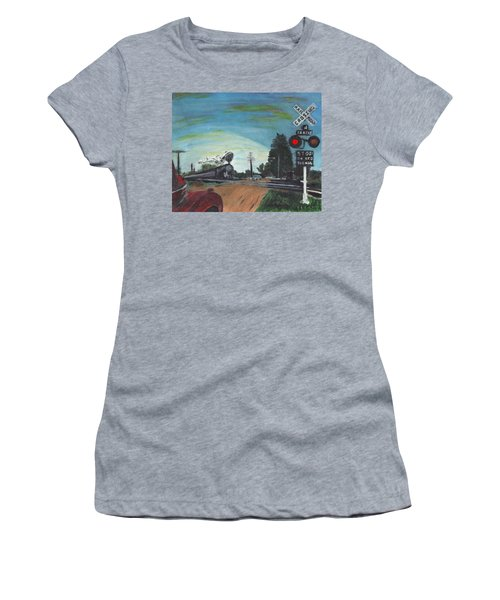 Rural America Women's T-Shirt (Athletic Fit)