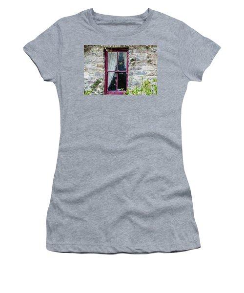 Rustic Window  Women's T-Shirt