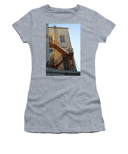 Sa 001  Women's T-Shirt (Junior Cut) by Shawn Marlow