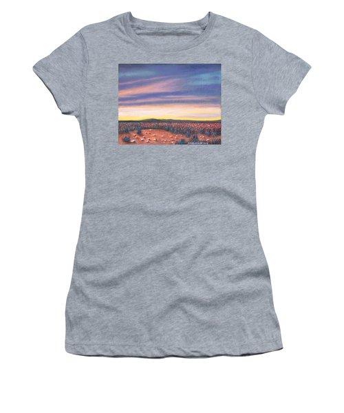 Sagebrush Sunset C Women's T-Shirt