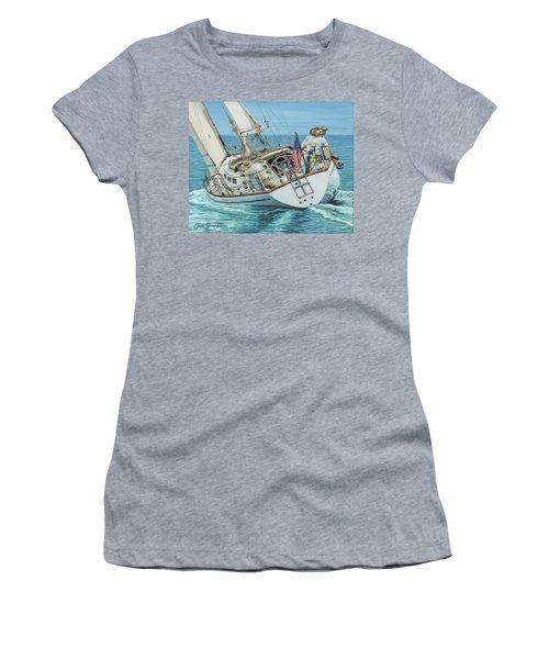 Sailing Away Women's T-Shirt