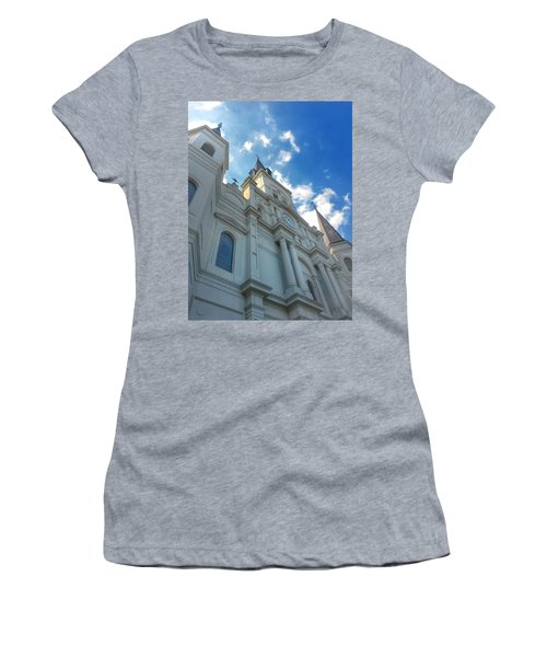 Saint Louis Cathedral  Women's T-Shirt