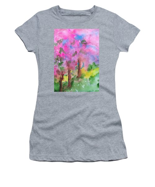 Sakura Women's T-Shirt (Junior Cut)