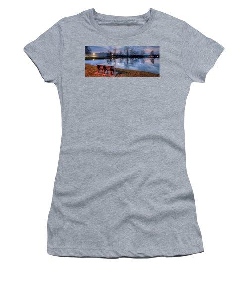 Salem Ohio Industrial Park Sunset Women's T-Shirt