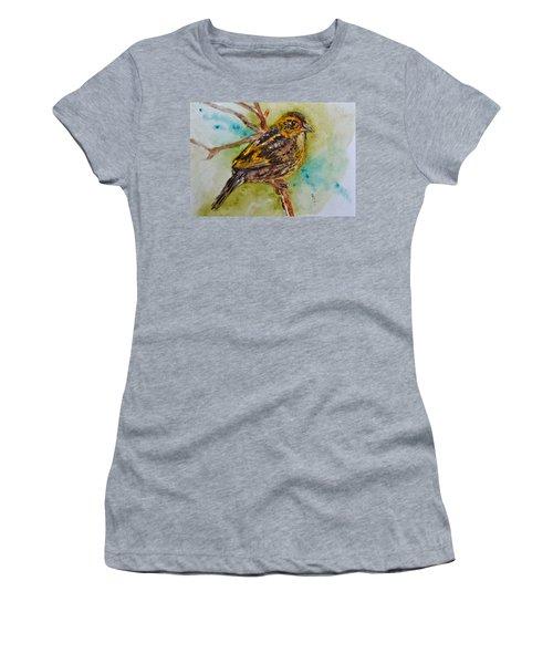 Saltmarsh Sparrow Women's T-Shirt