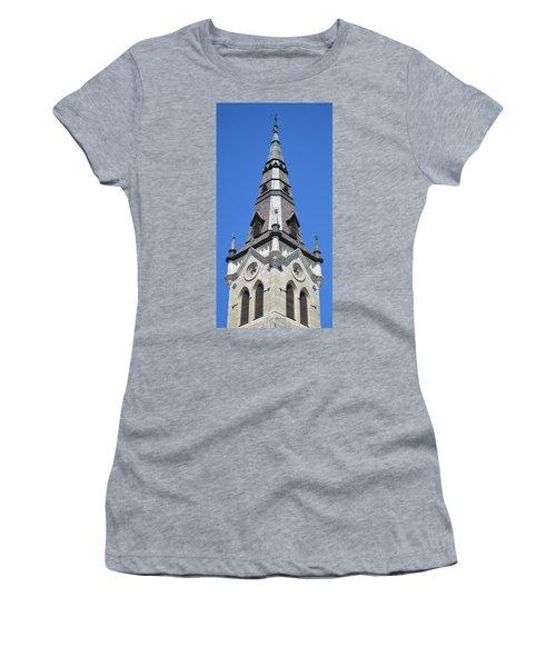 San Antonio Chuch 01 Women's T-Shirt (Athletic Fit)
