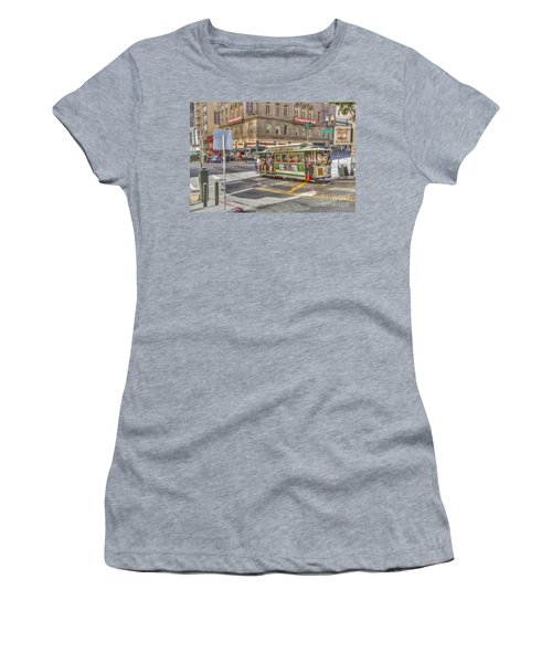 San Francisco Cable Car Women's T-Shirt