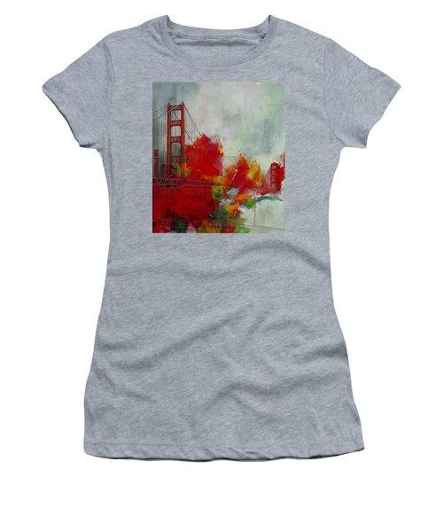 San Francisco City Collage Women's T-Shirt