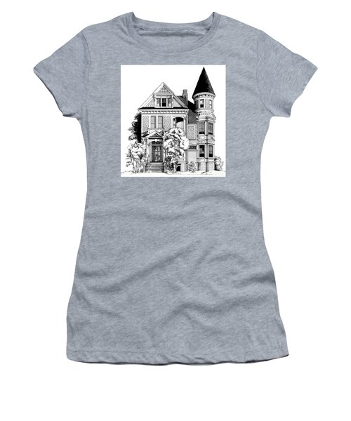 San Francisco Victorian Women's T-Shirt