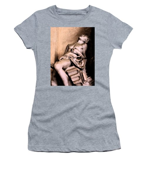 Santa Croche Sculpture Women's T-Shirt