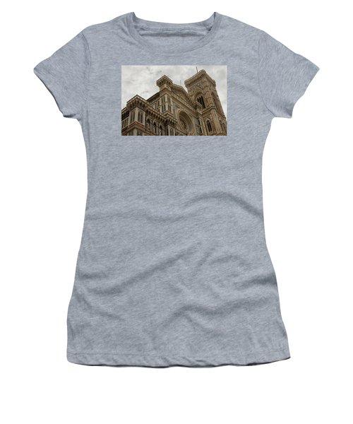 Santa Maria Del Fiore - Florence - Italy Women's T-Shirt