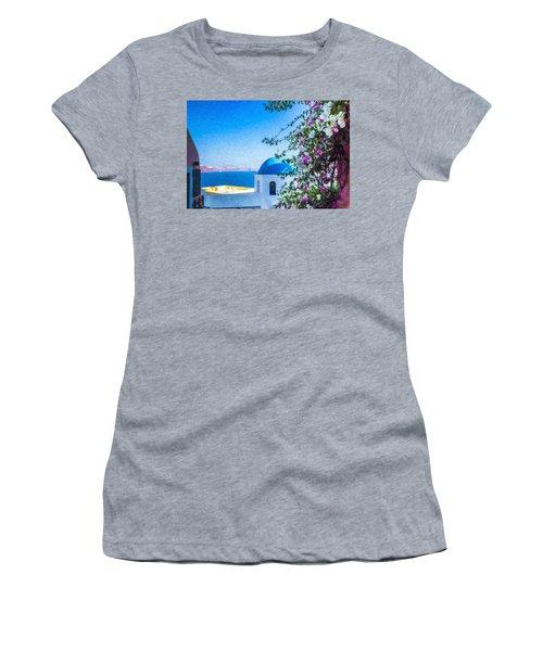 Santorini Grk4166 Women's T-Shirt