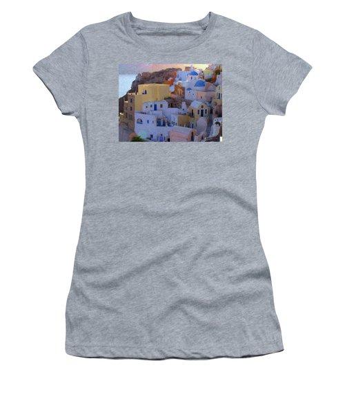 Santorini Grk6424 Women's T-Shirt
