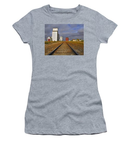 Saskatchewan Prairies Women's T-Shirt
