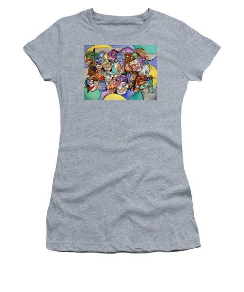 Say Cheese Women's T-Shirt