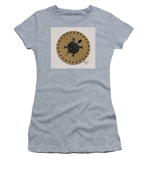 Scales Of Justice Women's T-Shirt