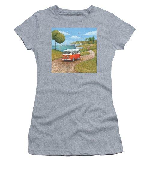 Sea Van Variant 1 Women's T-Shirt