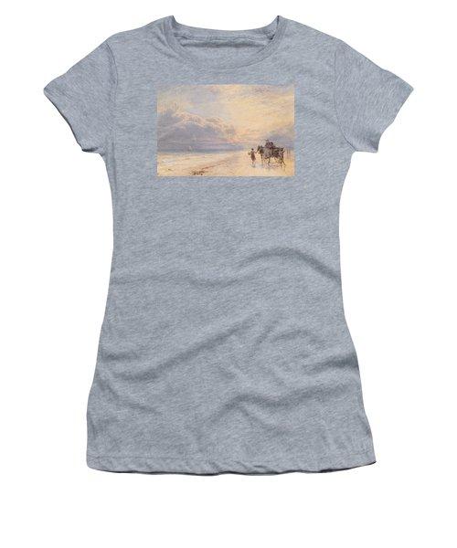 Seaweed Gatherers Women's T-Shirt