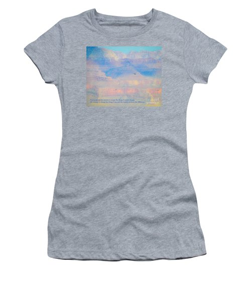 Serenity At The South Rim Women's T-Shirt