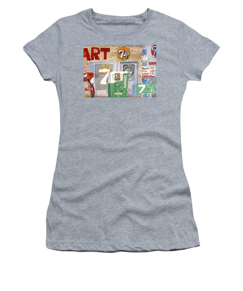 Seven Women's T-Shirt (Athletic Fit)