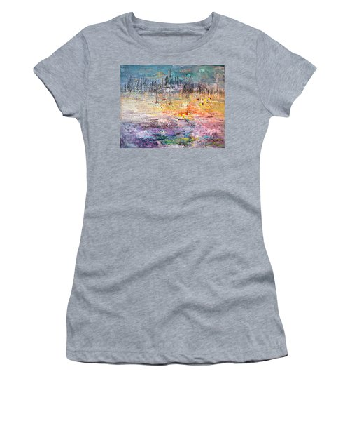 Shallow Water - Sold Women's T-Shirt (Athletic Fit)