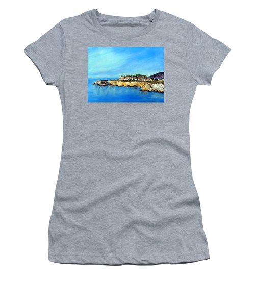 Shell Beach California Women's T-Shirt
