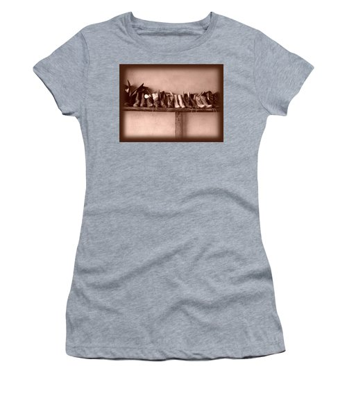 Shoes Women's T-Shirt (Athletic Fit)