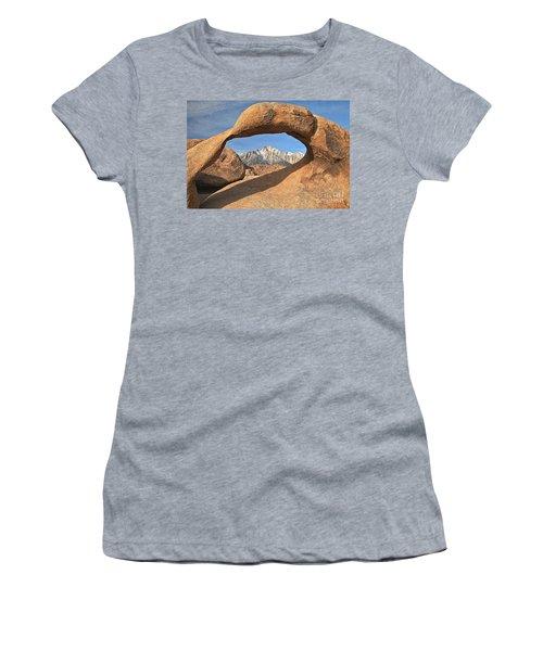 Sierras Under Mobius Women's T-Shirt